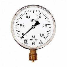 Манометр МТ-100 1,0 МПа