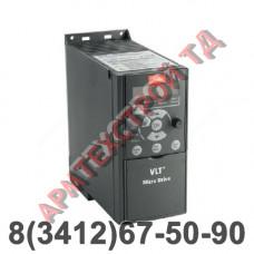 Преобразователь частоты VLT Micro Drive FC-051 5.5 кВт Danfoss 132F0028