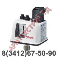 """Реле давления BCP 5H 2 - 16 бар 1/2"""" ручной сброс на максимум Danfoss 017B0046"""