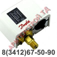"""Реле давления KPI 35 -0.2 - 8 бар 1/4"""" Danfoss 060-121766"""
