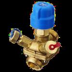 Клапаны, краны балансировочные и комплектующие