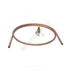 Трубка импульсная AV д/AVP L=1,5м с фитингом Ду15 Danfoss 003H6854