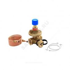 """Клапан балансировочный автомат латунь ASV-P Ду 20 Ру16 Rp3/4"""" ВР Kvs=2.5м3/ч 0.1 б/ниппелей Danfoss 003L7622"""
