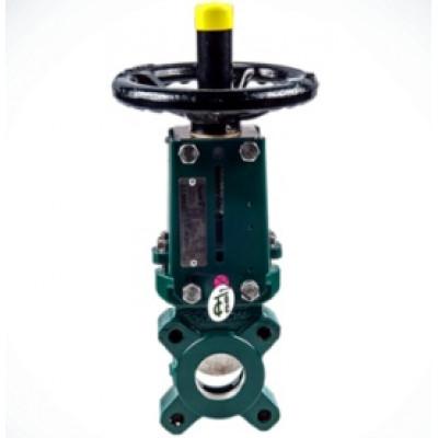 Задвижка шиберная Tecofi  VG 3400-00Ni Ду50
