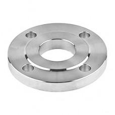 Фланец стальной плоский 100 (6 атм.)